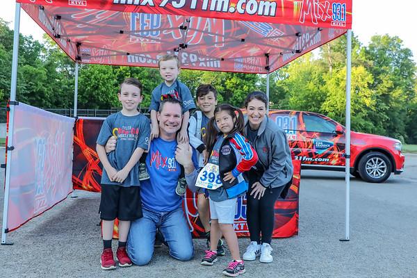 2018 Tyler Rose City Miracle Run & Family Fun Run