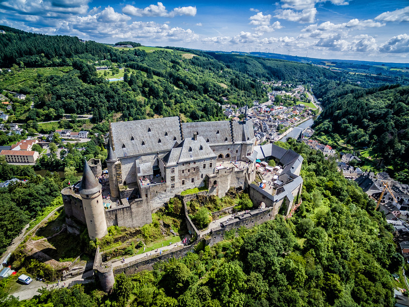 Best Time to Visit Europe Vianden Luxembourg