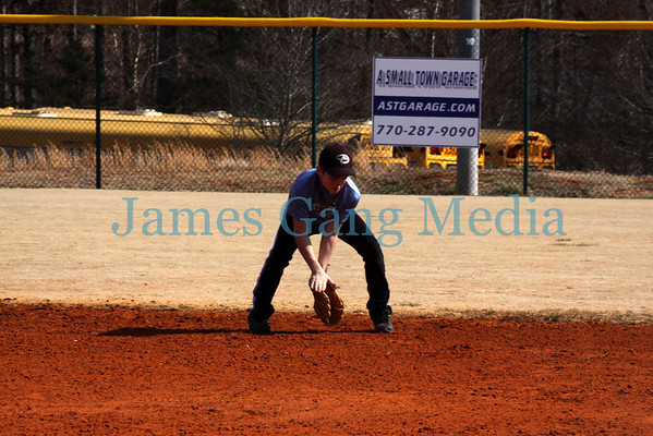 11yo War Eagles First Scrimmage - February 13, 2011