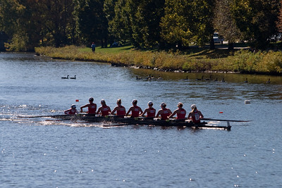 Head of the Charles, October 2007