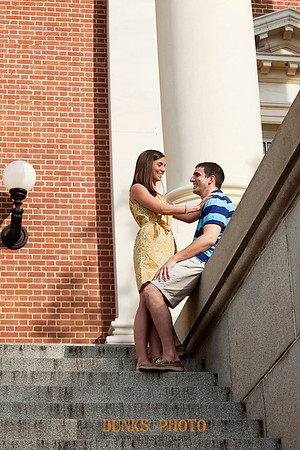 Erin&Mike-5.17.12-Downtown Annapolis