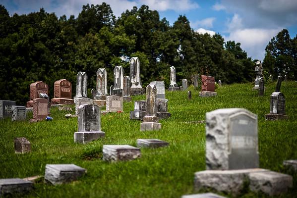 Big Springs Cemetery Upton, Ky