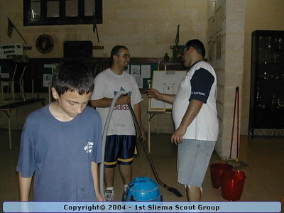 2003-06-14 HQ Cleanup