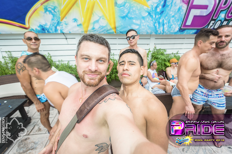 SHINE | The Dallas Pride Pool Party 2018