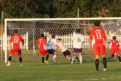 Fairview Soccer v. Vermillion - 2009