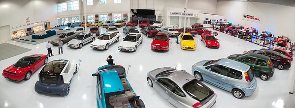2013 08/21: American Honda Private Collection