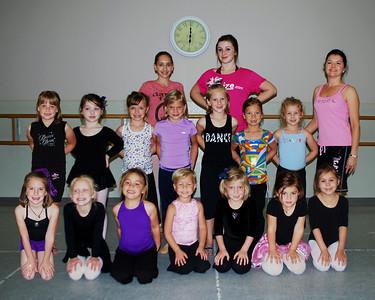 2008-2009 Sarabeth & Madison's Ballet & Jazz Recitals
