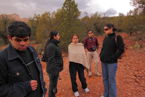 Sedona Nov 09