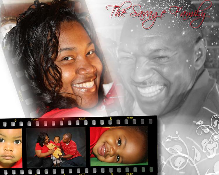 The Savage Family