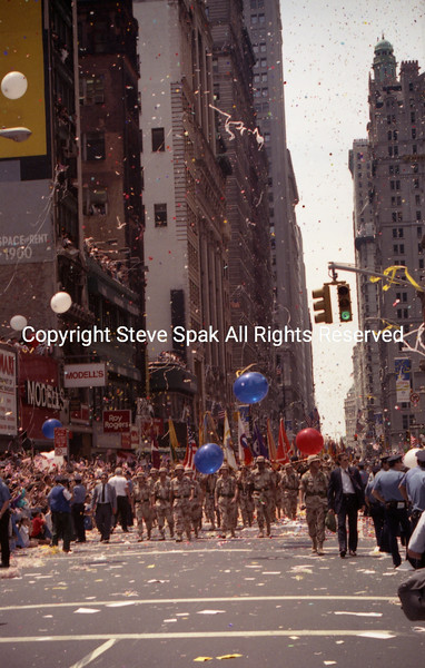 desert storm parade photos 6-10-91