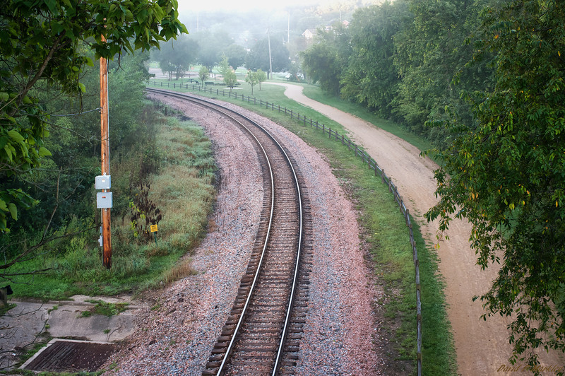 Rounding Railroad