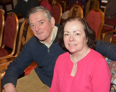 2017-03-11 Donal Boland's 'Limerick Navigation' Conference