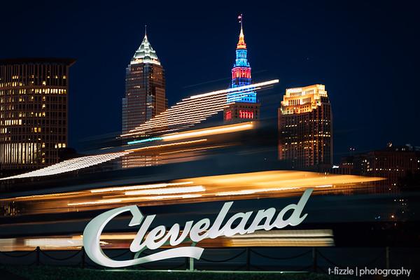 2019 Cleveland Calendar Images