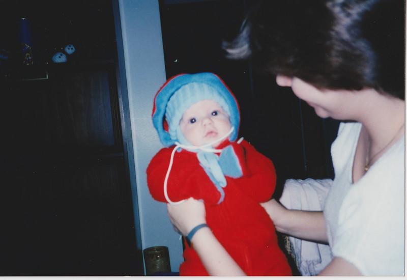 Jeff 3 Months - Dec 1985