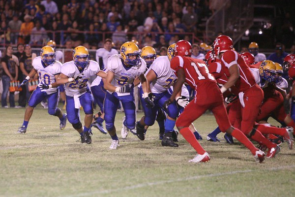 Oct 12, 2012 Imperial vs Brawley