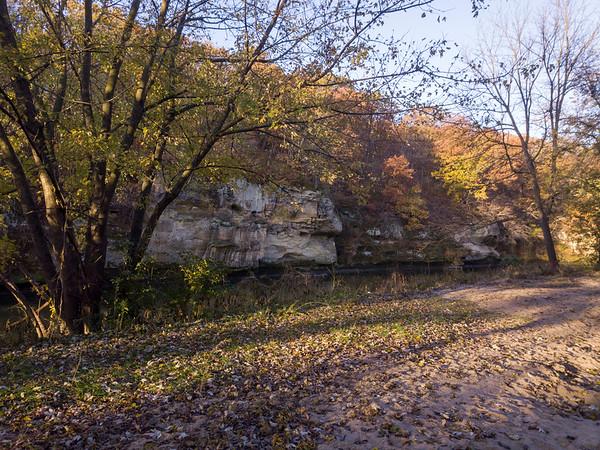 Redfield Hanging Rock