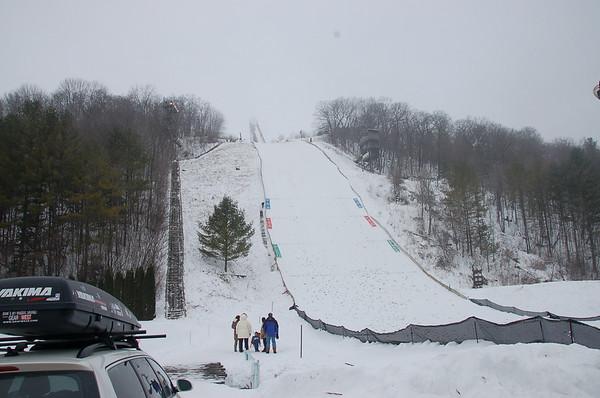 "Snowflake Ski Club - ""4 Hills"" Tournament:  February 5, 2011"