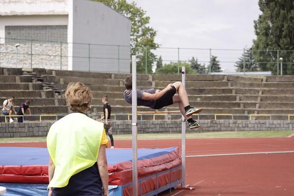 atletika skoky