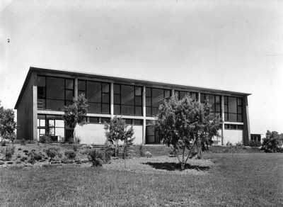 Wingate Institute for Physical Culture, Netania - 1958-1960