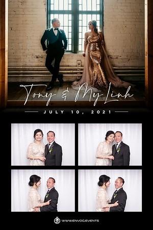 Tony & MyLinh (prints)