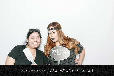 urban decay perversion mascara - las vegas
