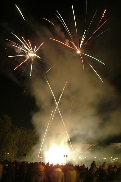 Putney Fireworks 2006