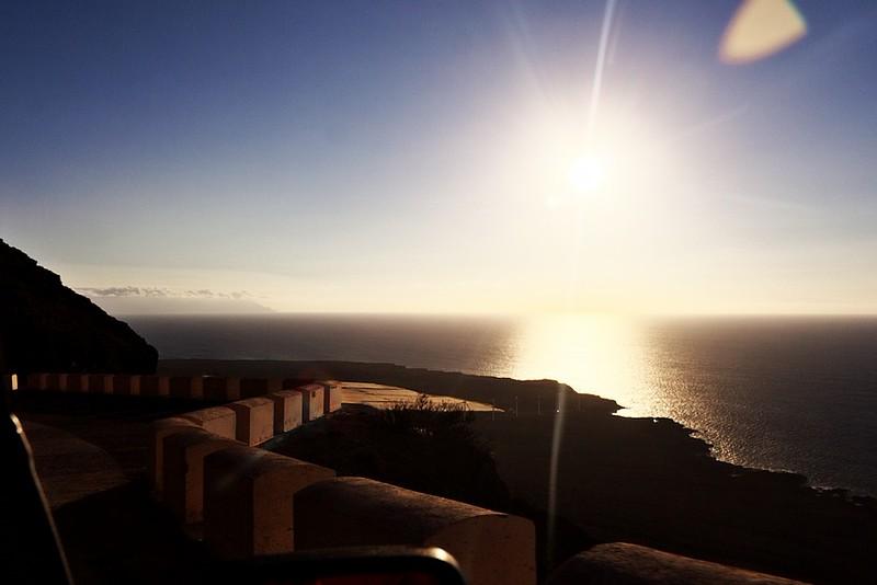 Když konečně opustíte ty nejhorší úseky silnice do Punta de Teno, můžete si konečně začít užívat úžasných výhledů z nejzápadnějšího cípu ostrova Tenerife.