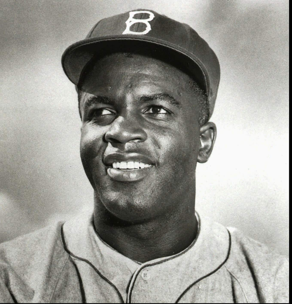 Description of . Jackie Robinson was a suburb baseball player who would have reached the Hall of Fame in any era. (Denver Post File Photo)