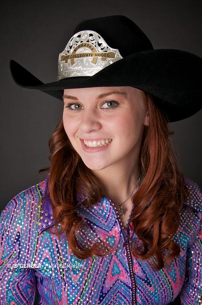 Jaclyn Vermeline Miss Collegiate Rodeo 2010