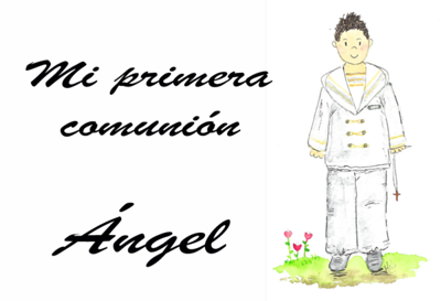 Comunion Ángel