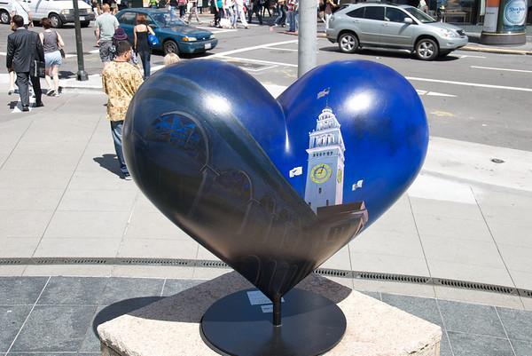 San Francisco - April 2008