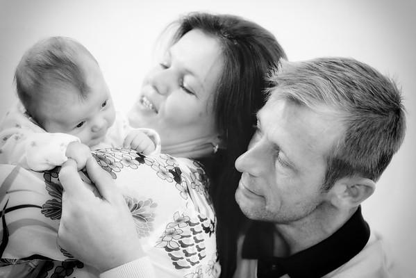 Karl, Claudette & Family