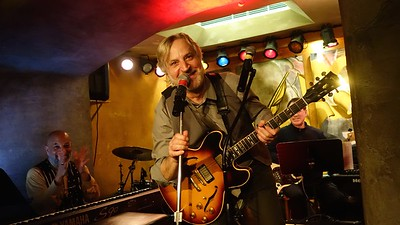 Joe Bonacci Band at Sugar Bar