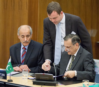Signing of EFTA-Pakistan JCD 12.11.2012