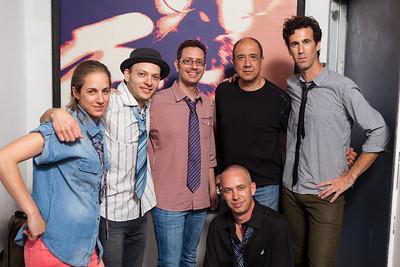 Rony Voodoo @ Zappa Herzliya 05/05/13