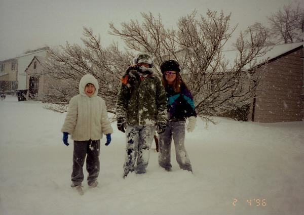Lance Family 1996