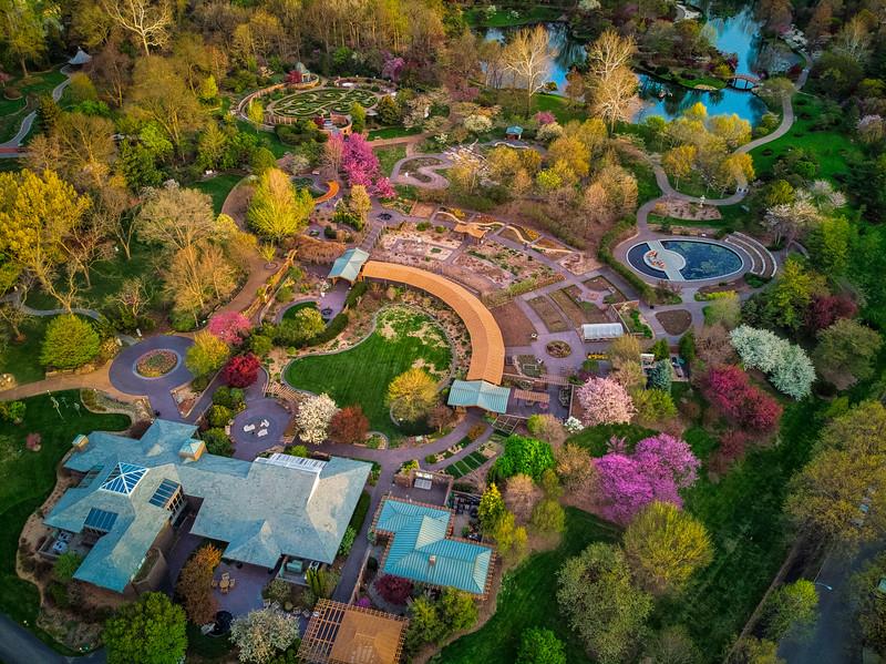 Missouri Botanical Garden, Springtime