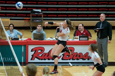 Volleyball vs. Cleveland State - Oct. 6, 2017 (Thompson)