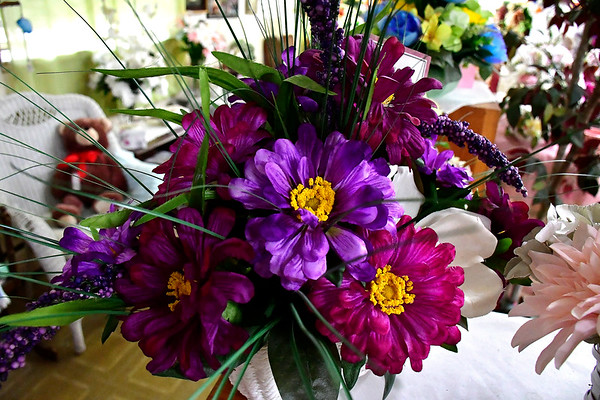 9/6/2019 Mike Orazzi   StaffrJane Eugene Florist in Terryville is celebrating its 70th year in business,
