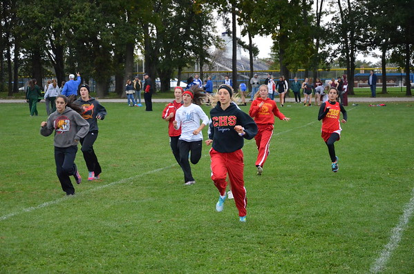 CHS and MHS Cross Country Quad Meet 10/9/14