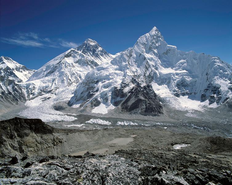 Mt. Everest.