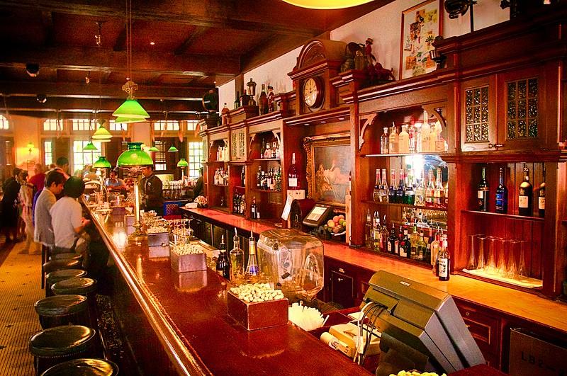 Raffles Hotel Long Bar