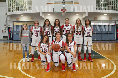 Basketball | Middle School Girls | 12/15/17