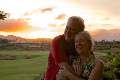 Gary and Debbi's 30th Wedding Anniversary in Hawaii