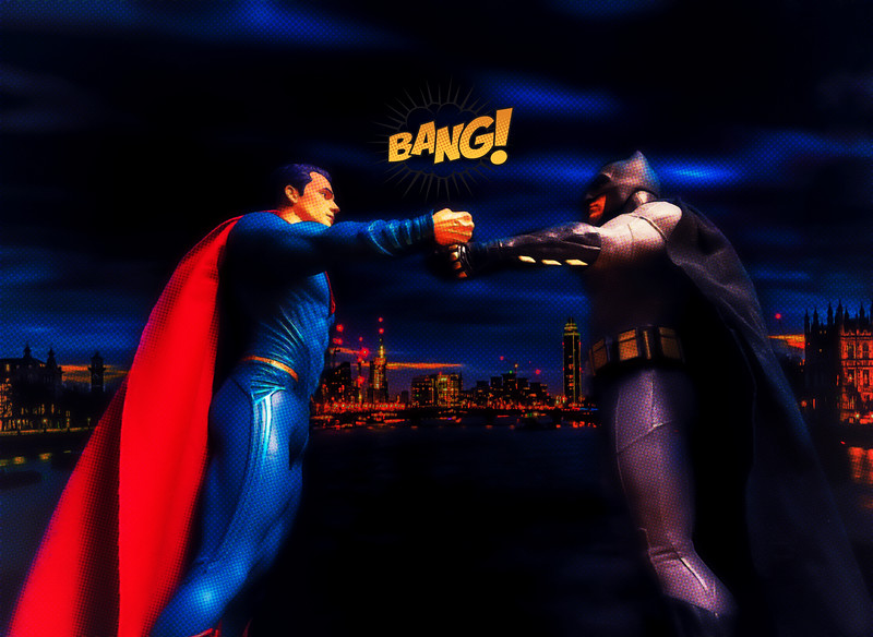 Superman vs. Batman