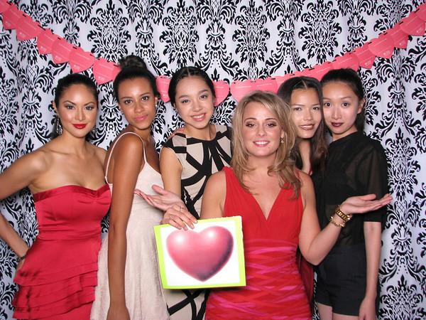 Hearttruth Calgary Fashion Show 2012