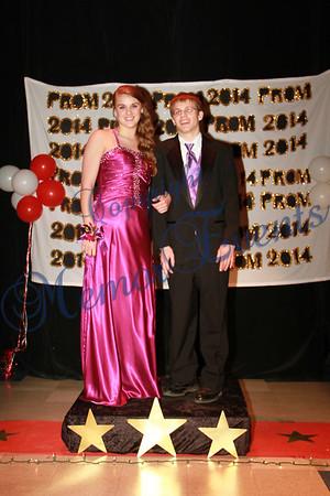 FHUHS Junior Prom 2014
