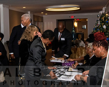 Dec 5, 2017 Honor Women of Color~100 Black Men of Phila