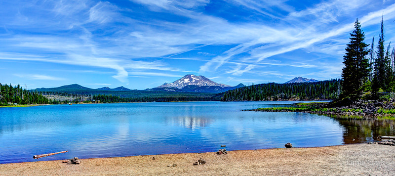Elk Lake, Oregon