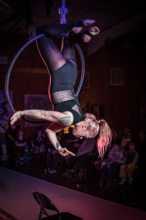 Suspend Spring Showcase;  4/30/19